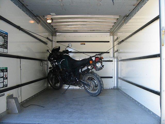 Cross Country Trip - Triumph Forum: Triumph Rat Motorcycle ...